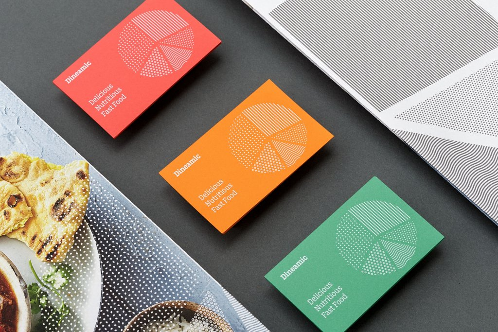 Dineamic Branding // Design By Pidgeon