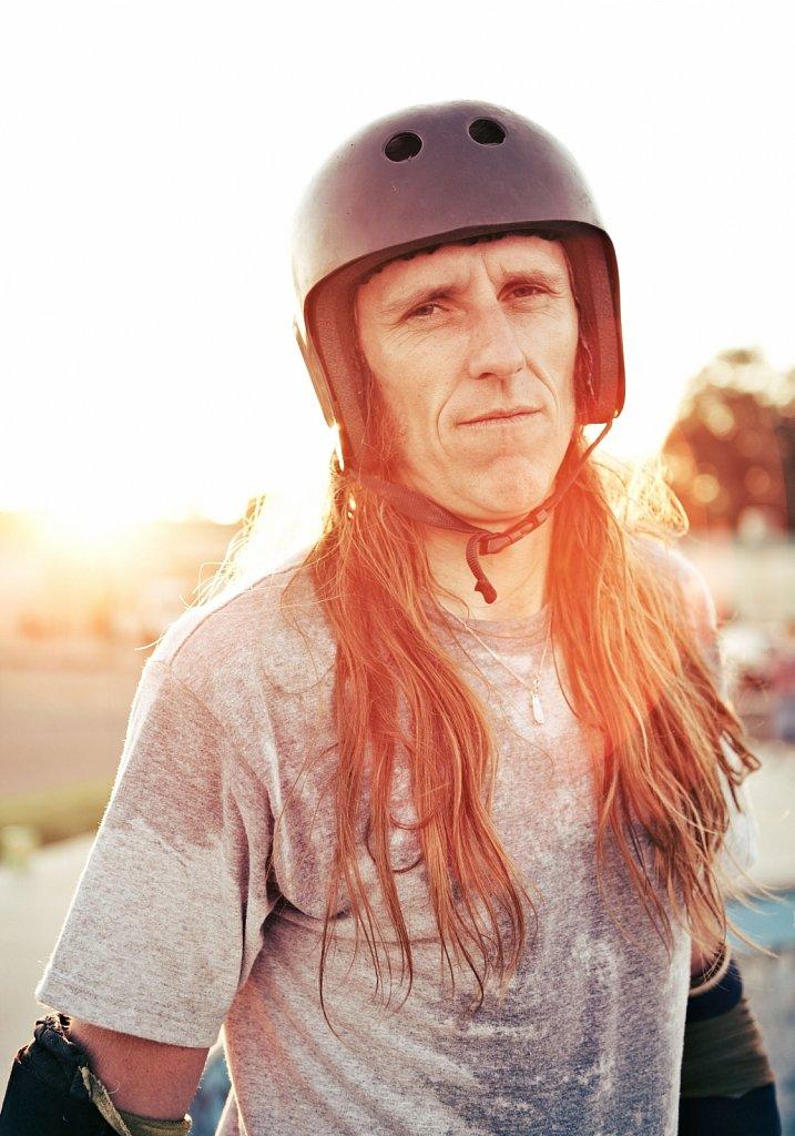 Coburg Skateboarder